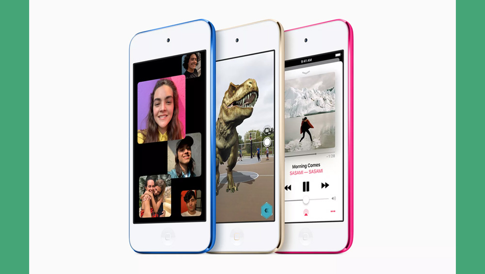 Apple is not even trying with this new iPod touch refresh