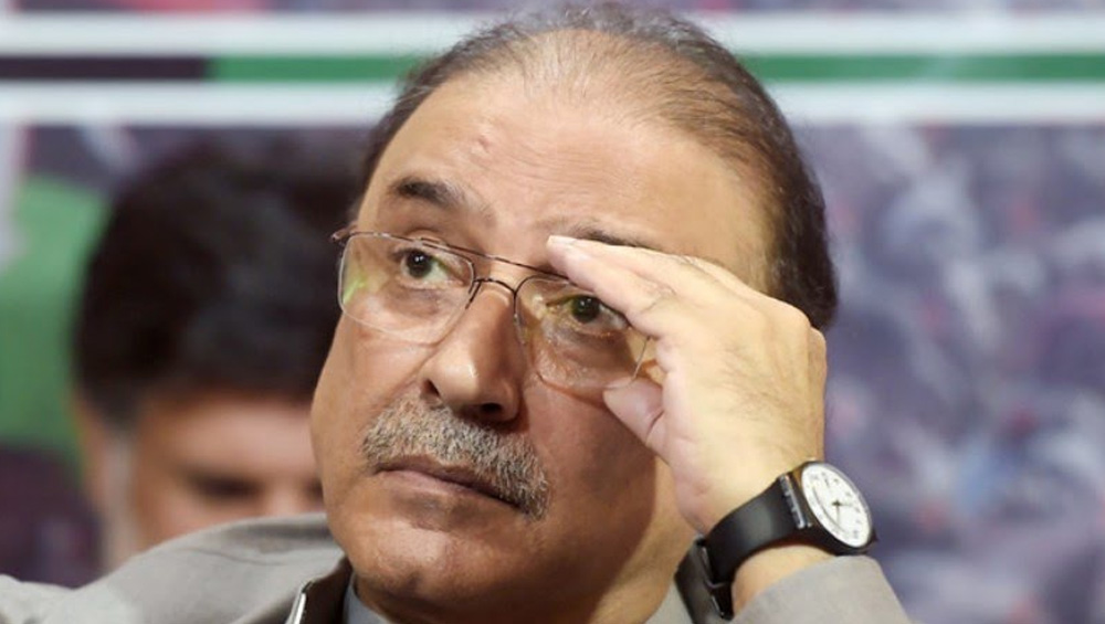 Arrest warrants issued for Asif Zardari