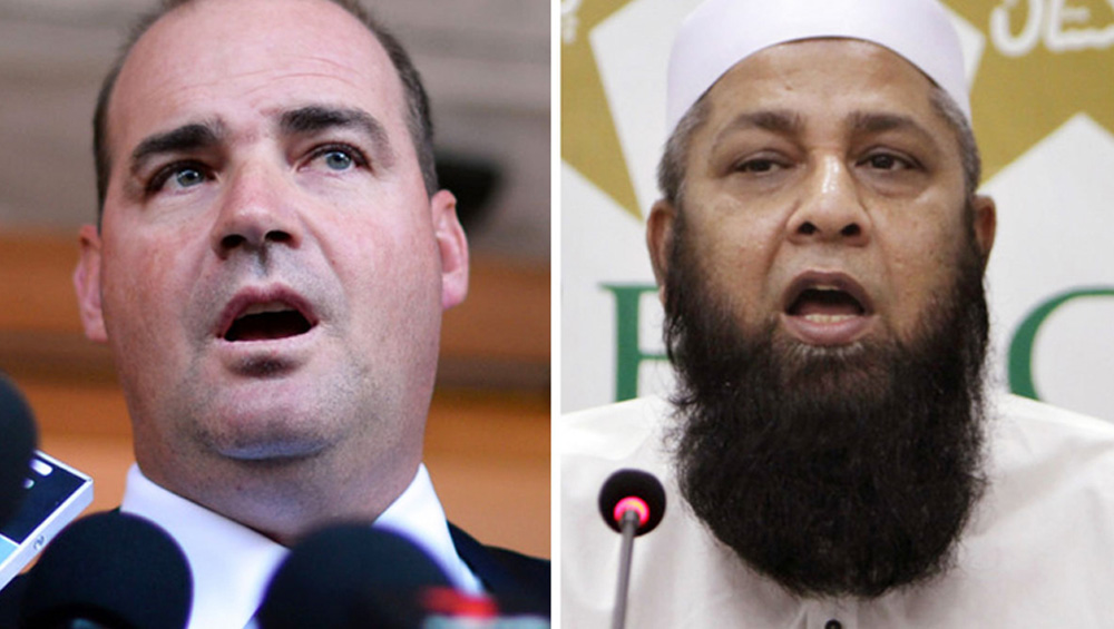 PCB not to renew contract of Mickey Arthur and Inzamam
