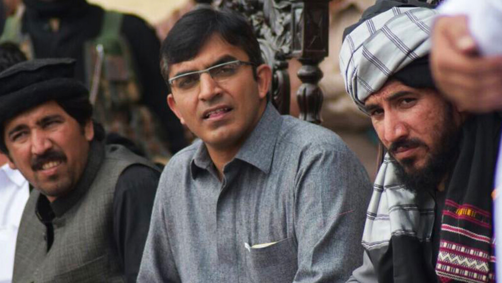 MNA Mohsin Dawar arrested from North Waziristan