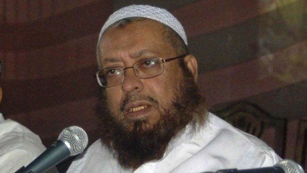 Keeping your mobile phone will break your Aitekaf: Mufti Naeem