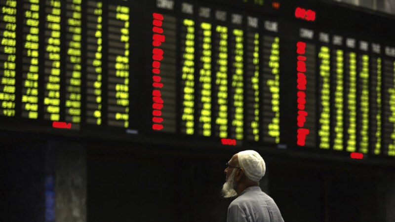 Pakistan Stock Exchange named best performing in Asia