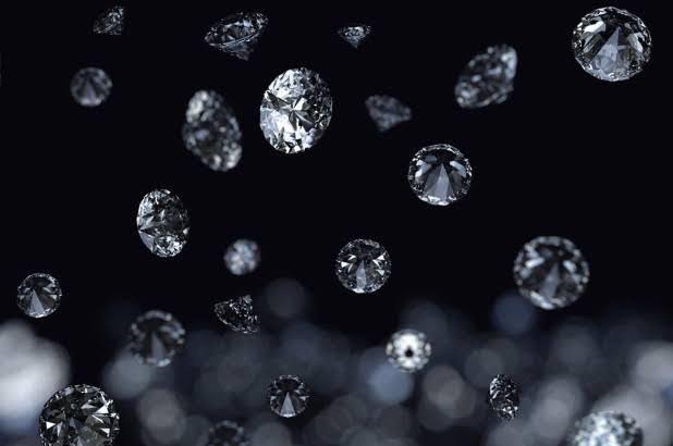 The sky rains diamonds on Neptune and Uranus.