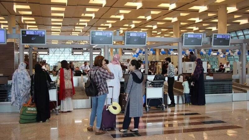 Passengers not to be screened thrice at Pakistani airports