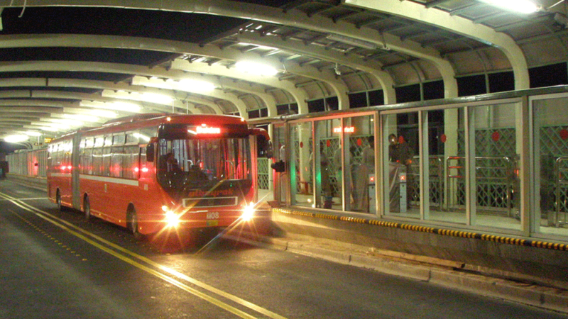 Metro bus fares increased from Rs. 20 to Rs. 30