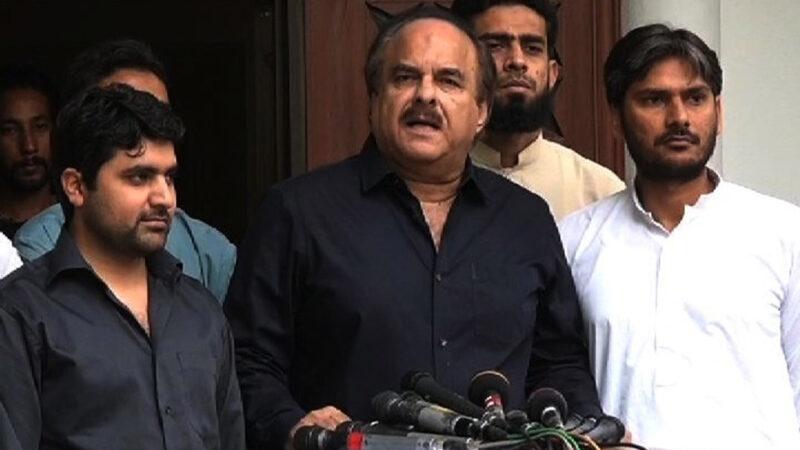 PTI's Naeem ul Haq's nephew appointed Director RHO NADRA