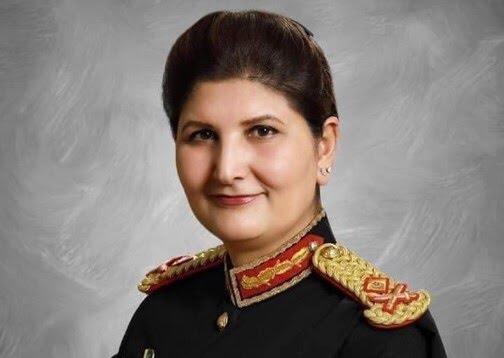Meet Pakistan Army's third female major general