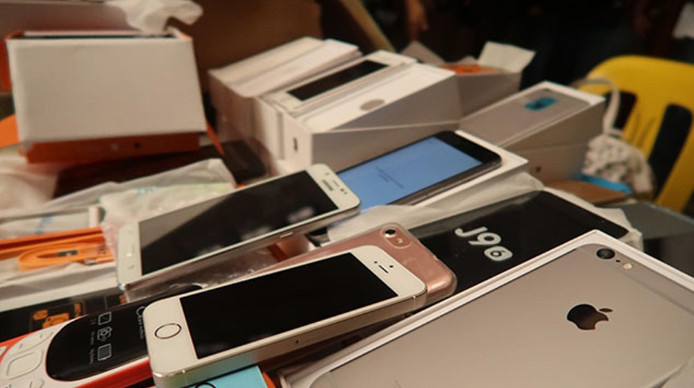 Mobile phone tax exemption given to international travellers to be withdrawn