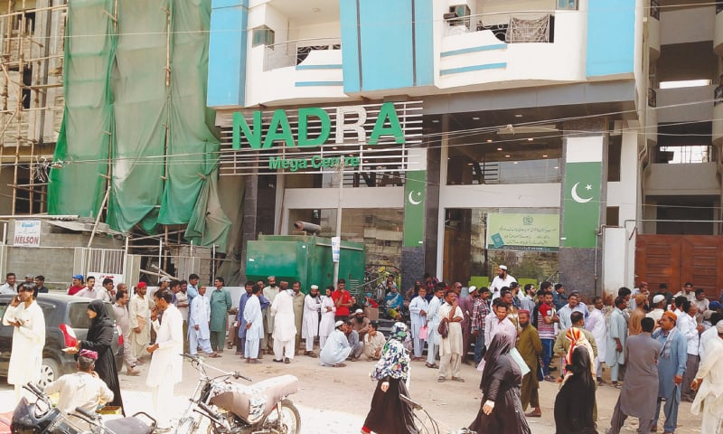 Showing CNIC made mandatory for purchase over Rs. 50,000