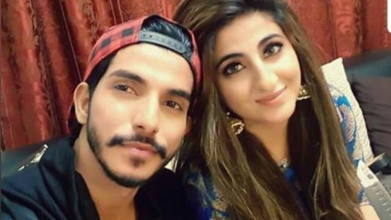Mohsin Abbas accused of domestic abuse by wife