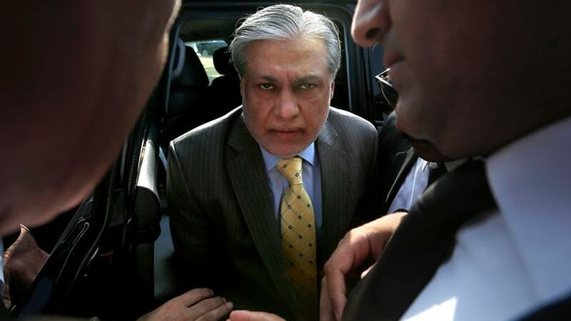 Rs500m deposited into exchequer from Dar's accounts