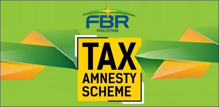 Rs. 42 billion tax received in Asset Declaration Scheme