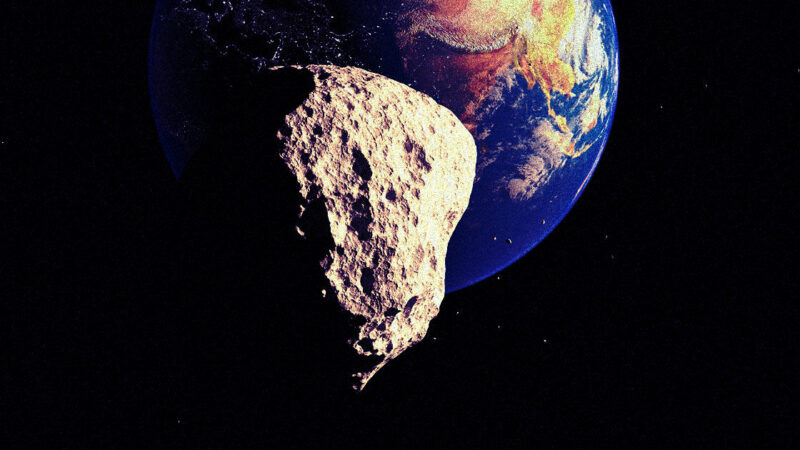Surprise 'city-killer' asteroid almost hit Earth
