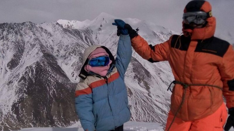 Pakistani girl becomes world's youngest to climb 7000m