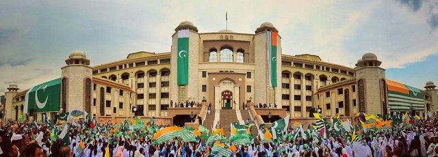 Pakistan comes to a standstill for Kashmir as nation celebrates Kashmir Hour