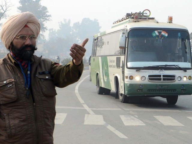 After 'Samjhota express', 'Dosti' bus service also suspended
