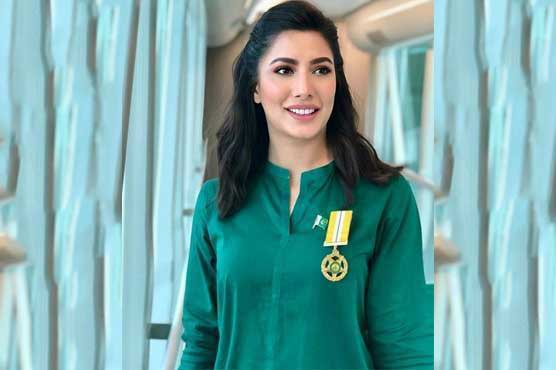 Mehwish Hayat rejects the idea of judging people on basis of 'physical attributes'