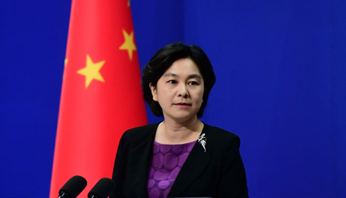 China shows serious concern about India's move in Kashmir