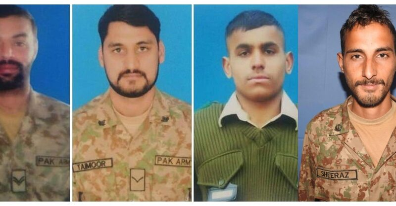 Fourth Pakistani soldier martyred in Indian firing across LoC