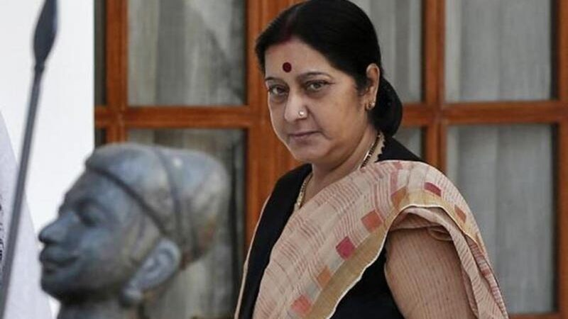 BJP's senior leader Sushma Swaraj passes away due to cardiac arrest