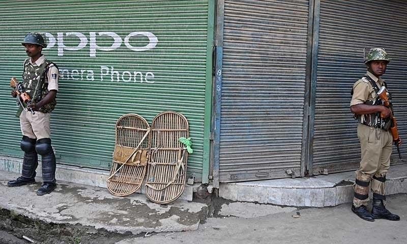 Kashmir information blackout of 'great concern': UN Human Rights spokesperson