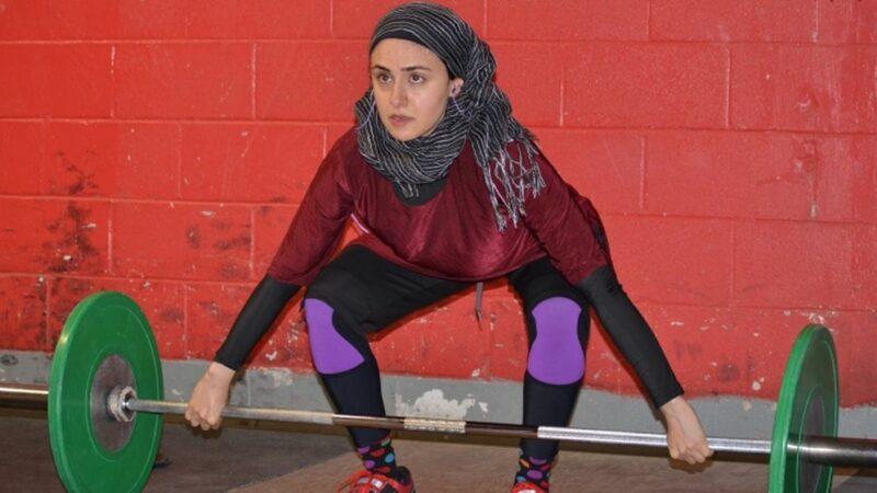 Meet Kulsoom Abdullah: Pakistani weightlifter, a Ph.D. and an engineer