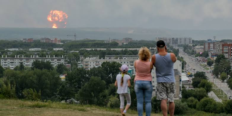 New details on the Russian disaster suggest a nuclear reactor might have blown up