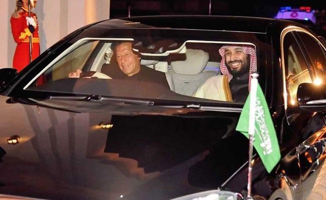 Saudi Crown Prince personally invites PM to visit Saudi Arabia