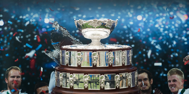 Davis Cup to be played in Pakistan despite India's concerns