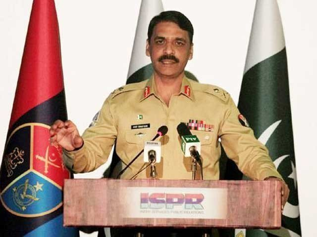 National anthems, sirens to sound across country for 'Kashmir Hour' on Friday: DG ISPR