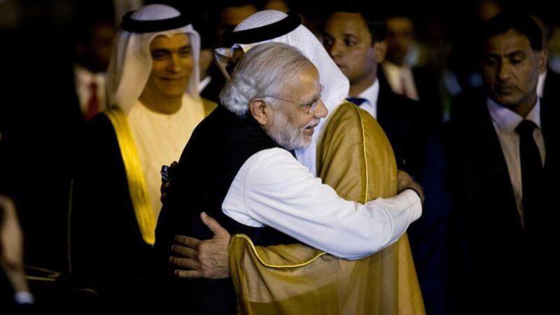 UAE back India over Kashmir issue