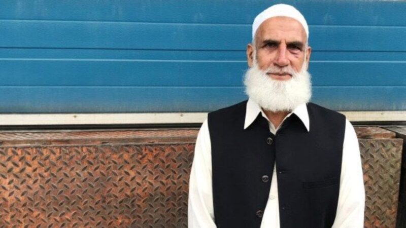 Retired Pakistani Air Force officer takes down Norway mosque gunman