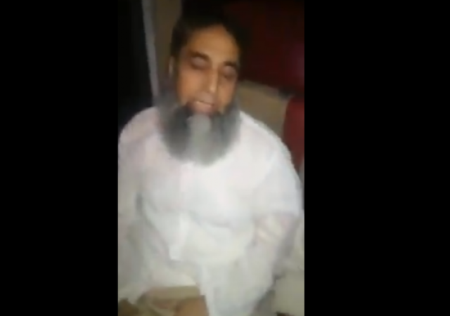 Video showing woman confronting harasser on bus to Islamabad goes viral