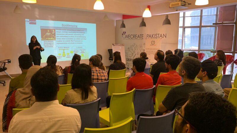 Finperial Organizes Financial Literacy Seminar for Startups