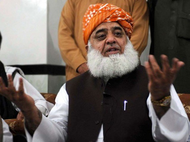 JUI-F to march on Islamabad on 27th October