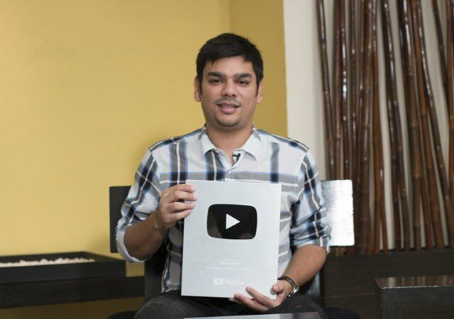 Pakistani tech vlogger gets Youtube's most sought Silver Play Button
