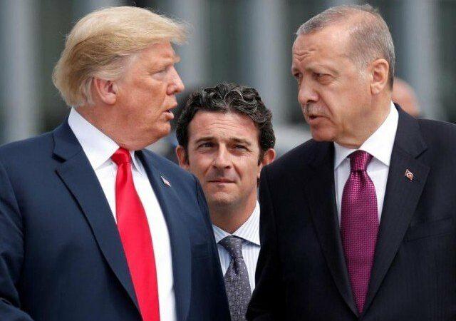 Turkish President threw Trump's letter 'in the bin'