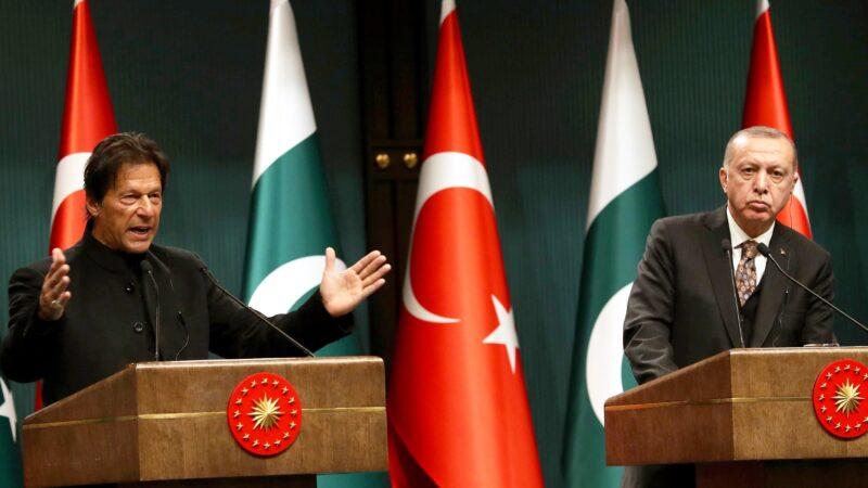 Turkish president to visit Pakistan on October 23rd