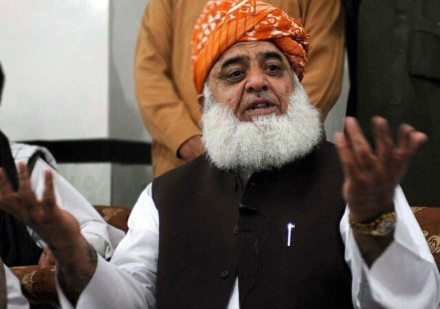JUI-F applies for permission to hold 'Azadi March' in Islamabad