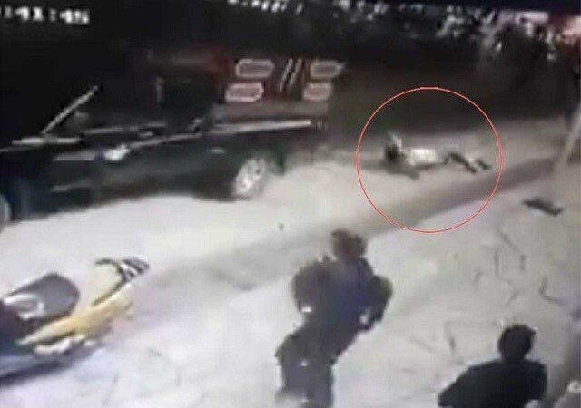 Mexican mayor tied to truck, dragged through street in protest