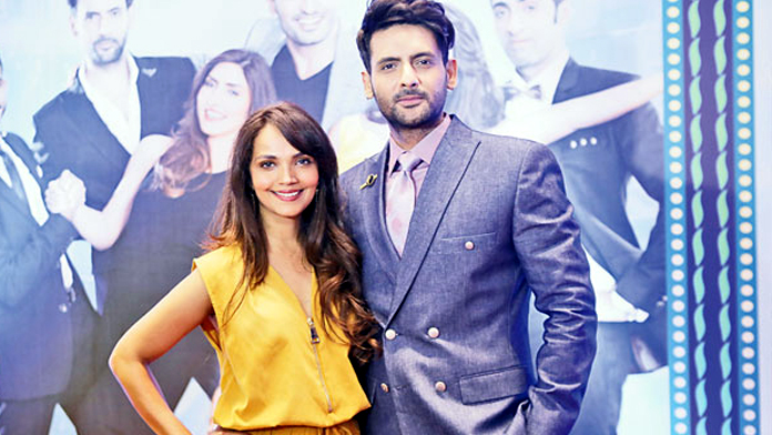 Actor Mohib Mirza and wife Aamina Sheikh part ways