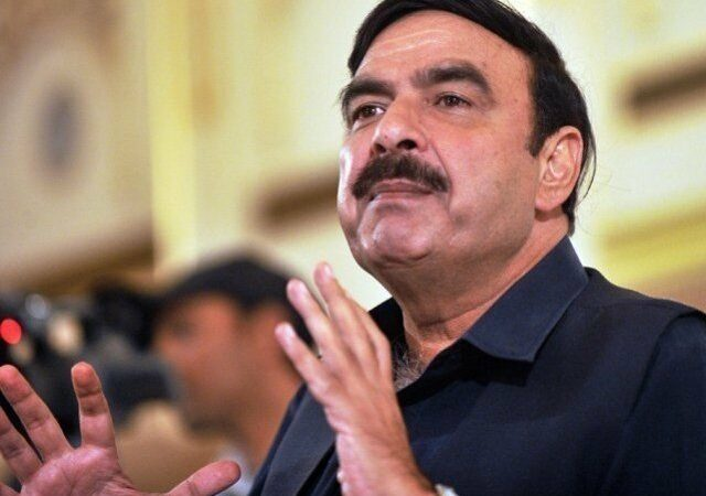 'My resignation is no issue': Sheikh Rashid says injured have admitted their mistake
