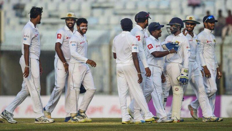 Sri Lankan cricket team to visit Pakistan for test series