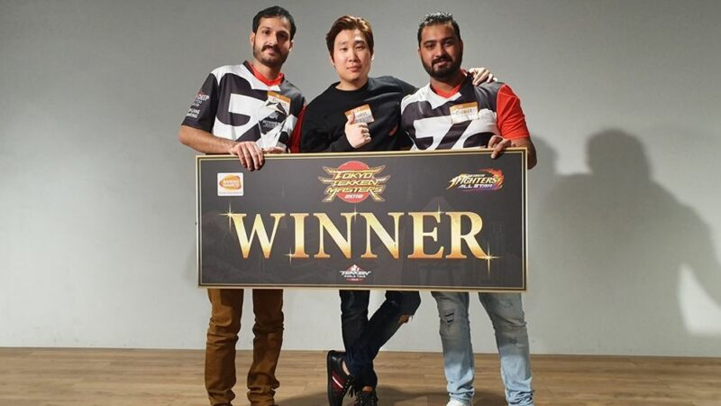 Pakistani Tekken players beat the world's best