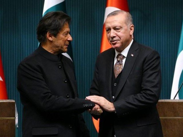 Pakistan appreciates Turkey's positive role in Syria