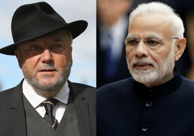 Modi is a threat to India's survival, says former member of Parliament of UK