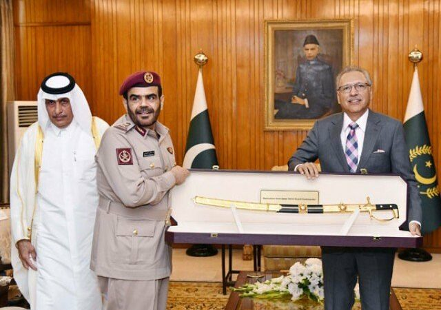 Pakistan offers to provide security for Qatar's 2022 FIFA World Cup