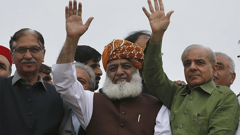 PML-N and PPP decide to stay away from Fazl's sit-in