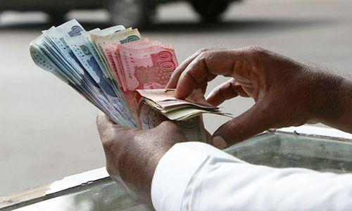 Pakistan's current account in surplus after 4 years
