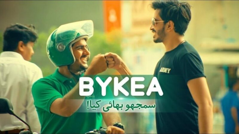 Bykea launches offline ride hailing service